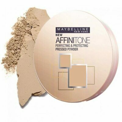 Maybelline New York Affinitone Compact Powder 9G Polvos Compactos