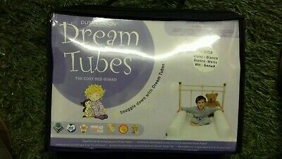 Dream Tubes by Dusky Moon Bed Support Guard Baby Toddler BNIB