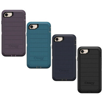 Authentic OtterBox Defender PRO For iPhone 7 & iPhone 8 Case - No Clip