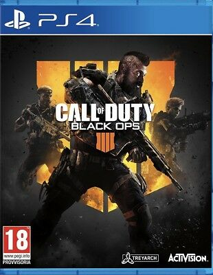 Call Of Duty : Black Ops 4 - Ps4 - Ita -