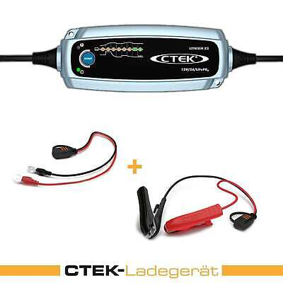 Charger Ctek Lithium XS for Lifepo4 Lithium-Ion 12v Charger