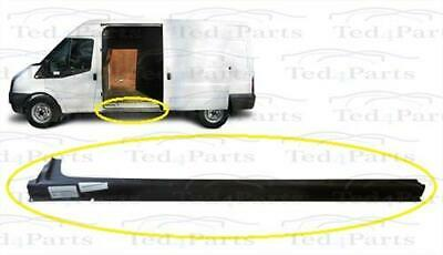 Ford Transit Connect 06 to 09 LH Full Sill Models W No Side Loading Dr SWB Model