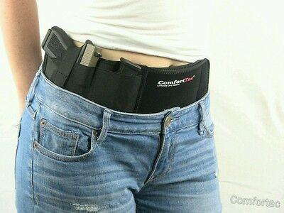 ComfortTac Ultimate Belly Band Holster for Concealed Carry-RIGHT DRAW