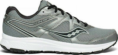 eb291c076e77e Saucony S20420-7 Grid Cohesion 11 Gunmetal Black Mens Running Shoes Pick A  Size