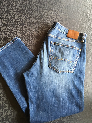 bd94080a LUCKY BRAND 221 Original Straight Mens Jeans Size 36 By 30 - $17.99 ...