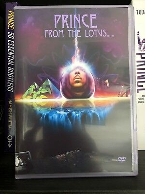 Prince From The Lotus Flower DVD Rare OOP TV Appearances 2009