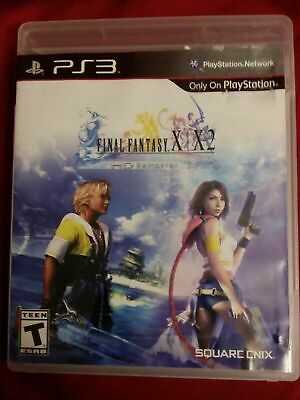 Final Fantasy X/X-2 HD Remaster - Pre Owned