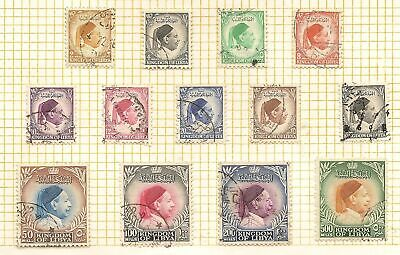 Libya 1952-84 Mint/Used Collection On Yvert Pages (300)