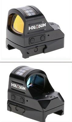 Holosun HS507C  ~2 MOA Red Dot and 32 MOA Reticle Sight