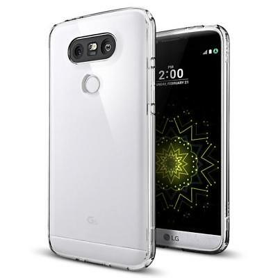 Ultra Thin Soft TPU SiliconeJelly Bumper Back Cover Case for LG Q6