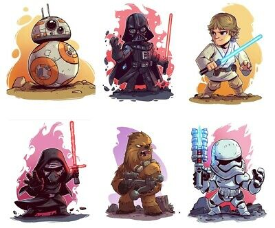 5D Diamond Painting Disney Cute Starwars Character Cartoon Craft & accessories