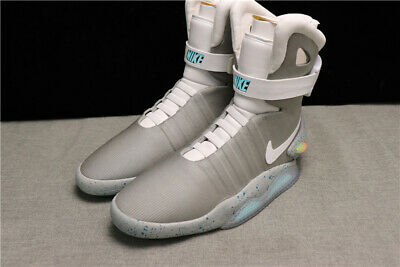 huge selection of ac1c5 992cc NEW Nike Air Mag Self Lacing Shoes Back To The Future Size 11 READ  DESCRIPTION