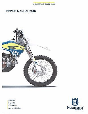 husqvarna tc 250r tc 310r service repair manual 2013 2014