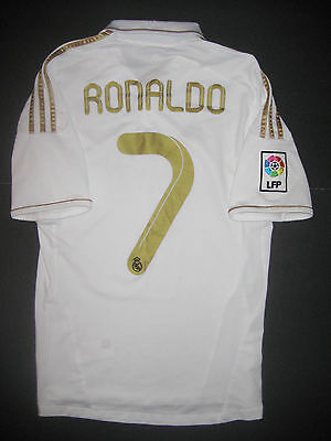 buy online cad2d 6ae54 ADIDAS REAL MADRID Cristiano Ronaldo Jersey Shirt Manchester ...