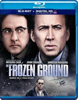 The Frozen Ground (Blu-ray Disc, 2013)