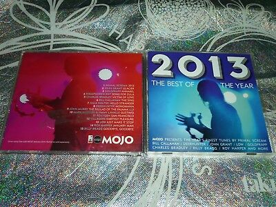 Mojo Presents 2013 The Best Of The Year (Cd, 15 Tracks 2014) (137825 A)