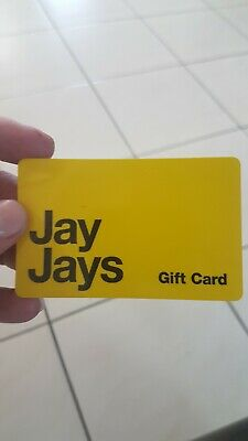 Jay Jays $50 gift card for $40