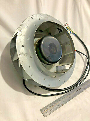 EBM PAPST, R3G250-AK41-71 3.1A  490W@230V Centrifugal Fan. Made Germany