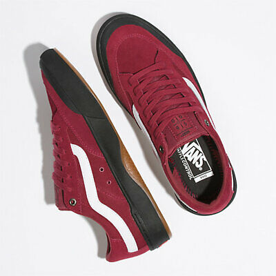 Vans Shoes Berle Pro Rumba Red USA SIZE Skateboard Sneakers