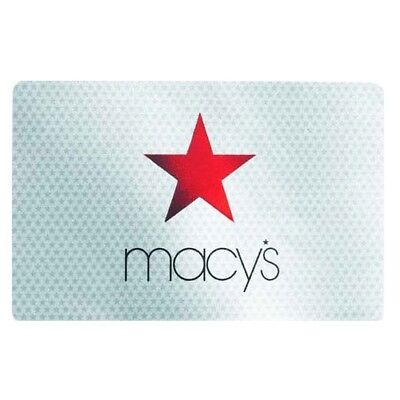 $150 Macy's Gift Card - Makes a great gift or use it yourself to shop at Macys