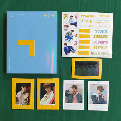 TXT Tomorrow X Together The Dream Chapter : Star Split Item Collectable Goods
