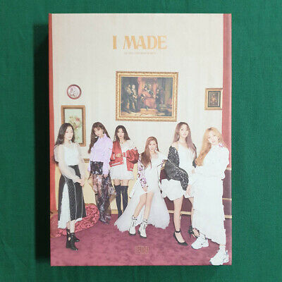 [Pre-Owned/No Photocard] (G)I-dle 2nd Mini Album I Made Kpop Genuine