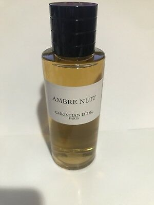 Dior Prive - Ambre Nuit 5 ml Travel Spray