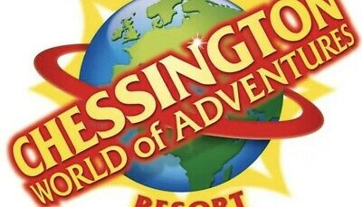 4x Chessington World of Adventures Tickets - Friday 26th April - School Holidays