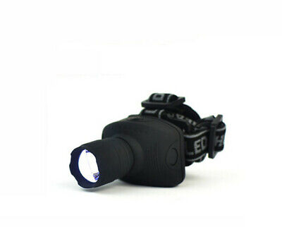 600 lumen light torch led torch for bikes  headlamp Zoomable hunting  Headlight