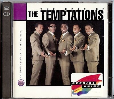 The Temptations - The Best Of       2 Cd  1995  Motown Records