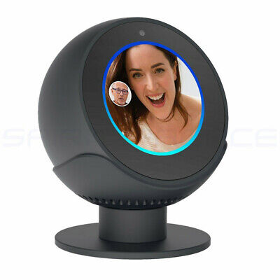 Aluminium Amazon Echo Spot Swivel Adjustable Metal Stand Holder-Height Enchanced