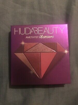 Huda Beauty Amethyst Obsessions Limited Edition Palette: See Description