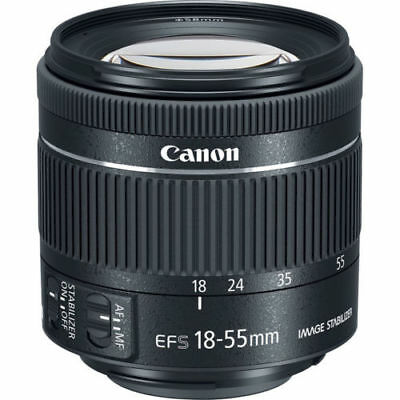 Canon EF-S 18-55mm f4-5.6 IS STM Lens *Fast Free Delivery included