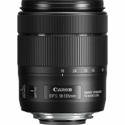 Canon EF-S 18-135mm IS USM LENS - FREE NEXT DAY DELIVERY