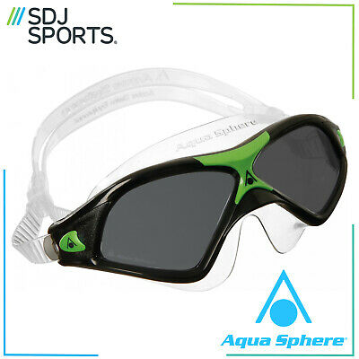 Aqua Sphere Seal Xp2 Men's Adult Uv Anti-Fog Swimming Triathlon Goggles