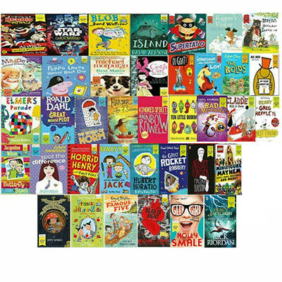 World Book Day Collection 42 Books Set Children's pack Ten Little Bookworms NEW