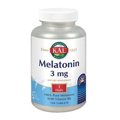 Melatonina 60 Compresse 3 MG da Kal