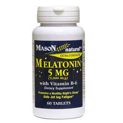 Super Forte Melatonina 60 Compresse 5 MG da Mason