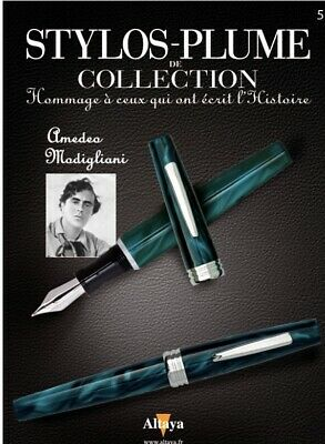 STYLOS-PLUME DE COLLECTION - N•5 -  Amedeo Modigliani - Collection Altaya - Neuf