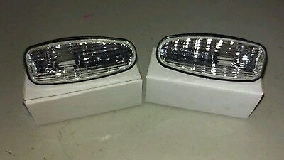 Ford falcon au xr6 xr8 tickford fairmont fairlane ghia clear side indicators v8.