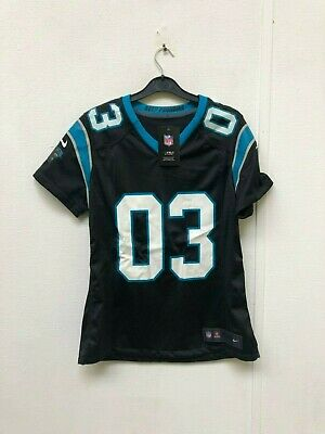 Carolina Panthers Nike Women's NFL Jersey - M - Broadley 03 -New with Defects