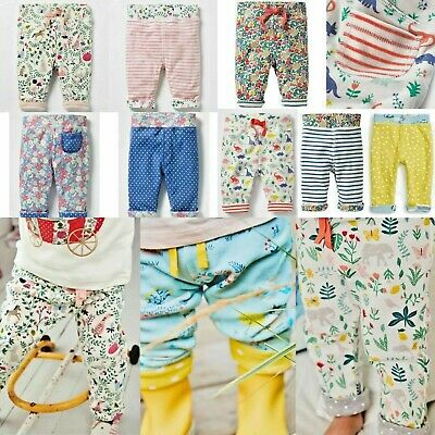 Ex Baby Boden Baby Boy Girl Reversible Fun Trousers Joggers Age 0 3 6 9 12 18 24