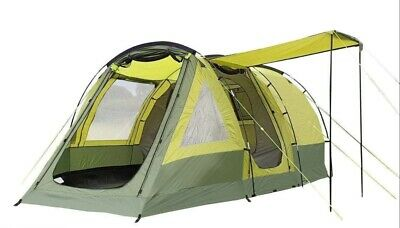 4 Berth Festival Tent Four Person Weekend Camping Tent - OLPRO Abberley XL