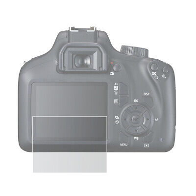 Glass LCD Screen Protector Cover for Canon EOS 3000D 4000D Rebel T100 Camera