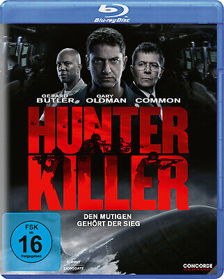 Hunter Killer - (Blu-ray)