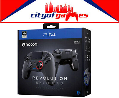NACON Revolution Unlimited Pro V3 PS4 Controller Brand New In Stock