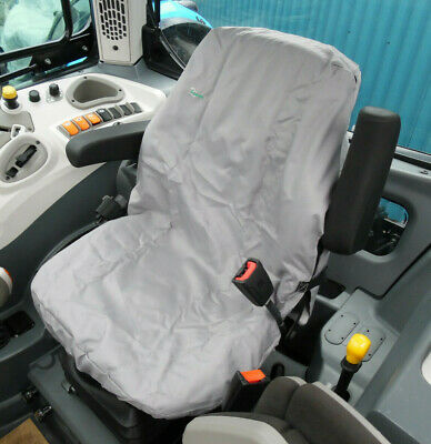 Tractor Seat Covers : Town & Country Large / Grey