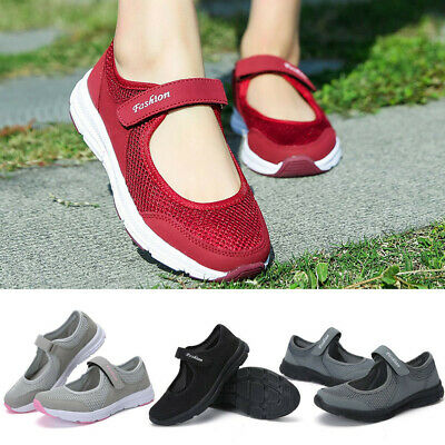 Fashion Women Shoes Summer Sandals Running Anti Slip Fitness Sports Soft Shoes