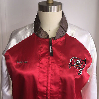 a6f6f8f7 TAMPA BAY BUCCANEERS Ladies Cheer Jacket Adult Sizes Red NFL Women's ...