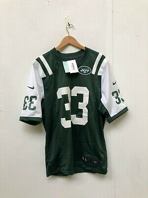 fe39056c3 New York Jets Nike Men s NFL Game Jersey - Small - Adams 33 - New with